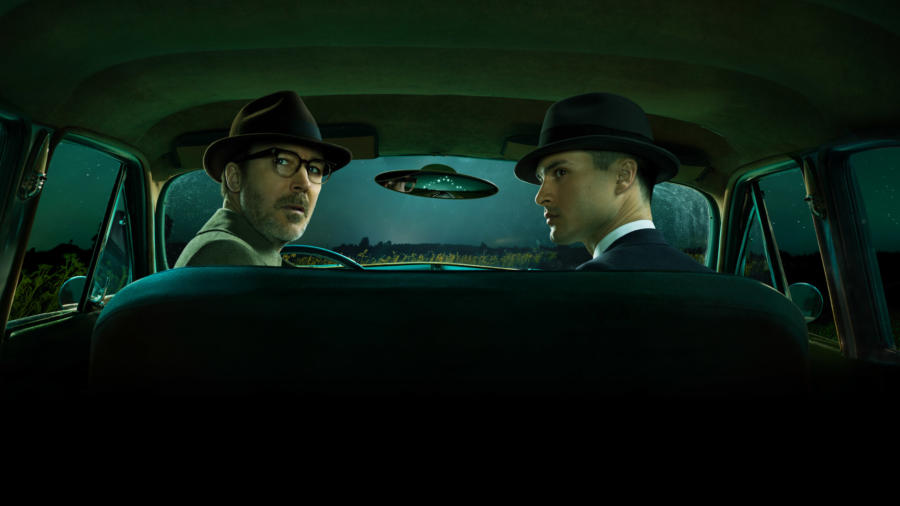 history 39 s 39 project blue book 39 trailer adds some frights to alien investigations horror news. Black Bedroom Furniture Sets. Home Design Ideas