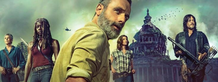 AMC Releases First Art for 'The Walking Dead' Season 9