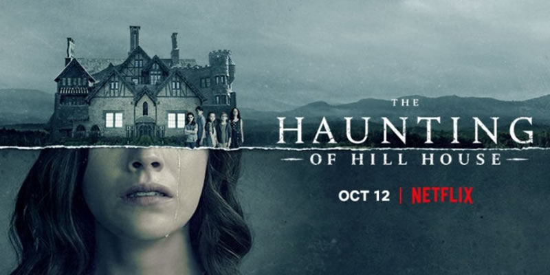 The Haunting of Hill House- η αφίσα της σειράς