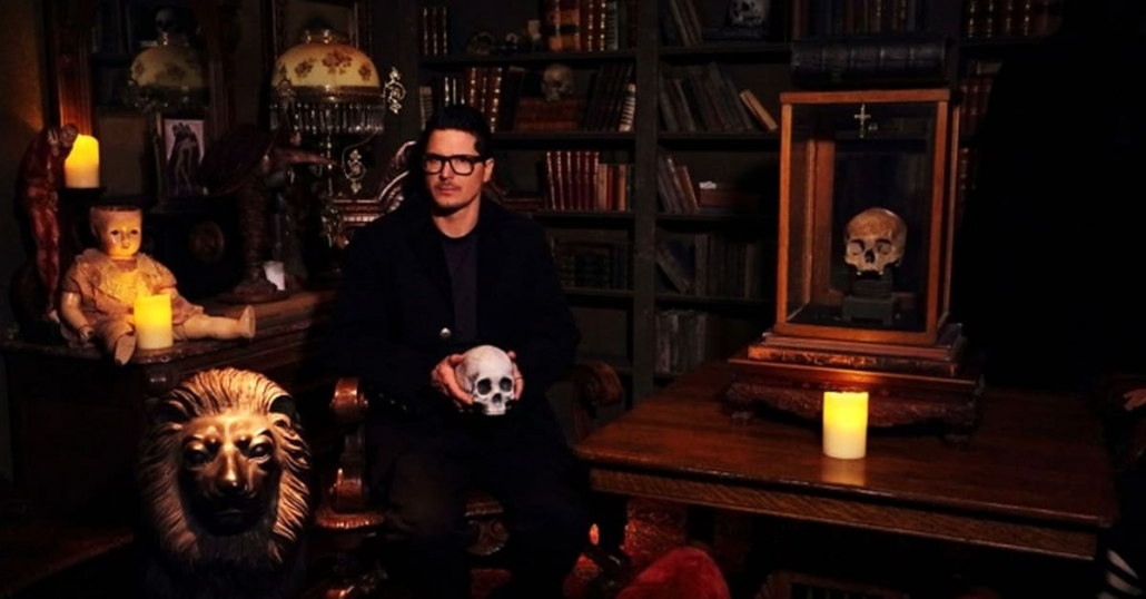 Groovy Ghost Adventures Zak Bagans Purchases Rocking Chair From Ibusinesslaw Wood Chair Design Ideas Ibusinesslaworg